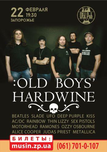 :Old Boys Hardwine