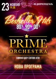 """PRIME ORCHESTRA - """"BESTSELLER HITS"""""""